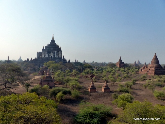Thatbyinnyu things to do in Bagan