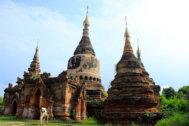 Inwa. Photo Credit: Inwa Temples via cc