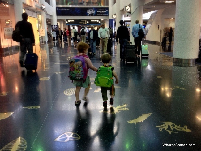 best travel bags for kids in Miami airport