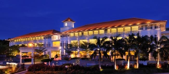 Hotel Le Meridien Singapore, Sentosa