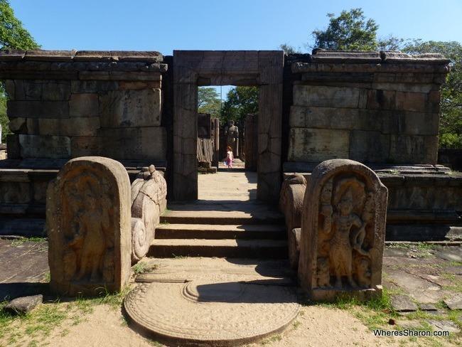 Hatadage Polonnaruwa