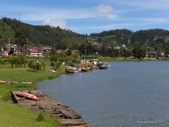 Gregory Lake places to see in Nuwara Eliya
