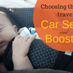 Guide to the Best Travel Car Seats and Best Travel Booster Seats 2018