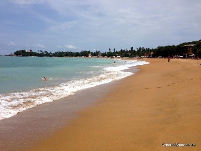 Unawatuna Beach!