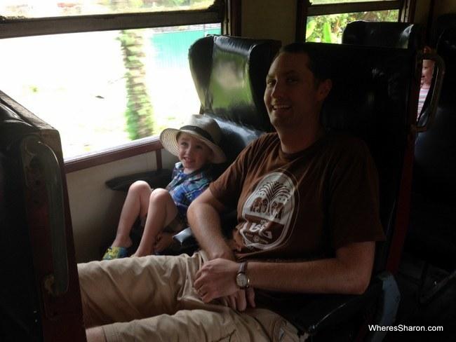 train weligama to colombo