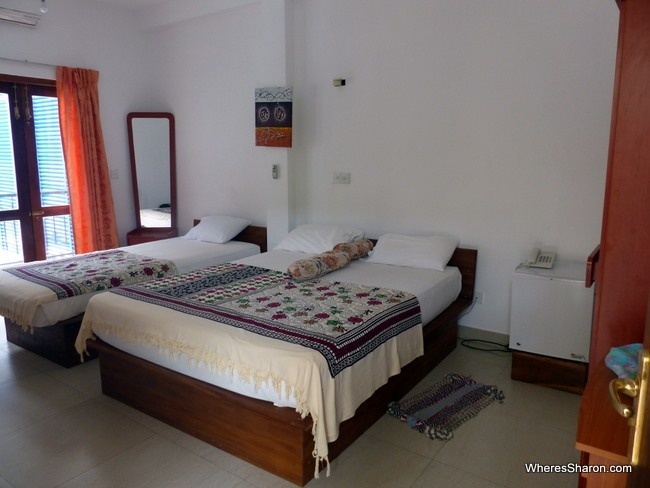 Wimals Resort room unawatuna