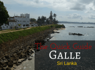 Quick Guide to Things to Do in Galle & Unawatuna Sri Lanka