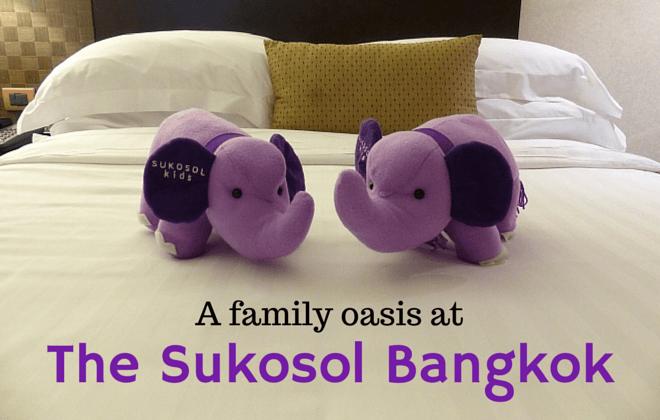 A family oasis at the sukosol bangkok
