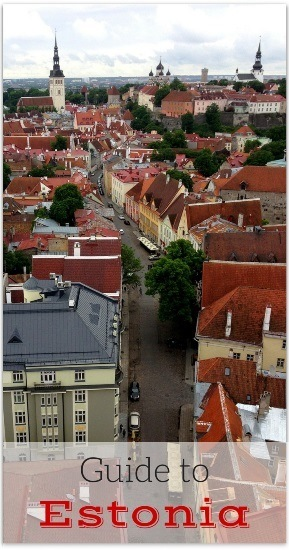 Guide to estonia s