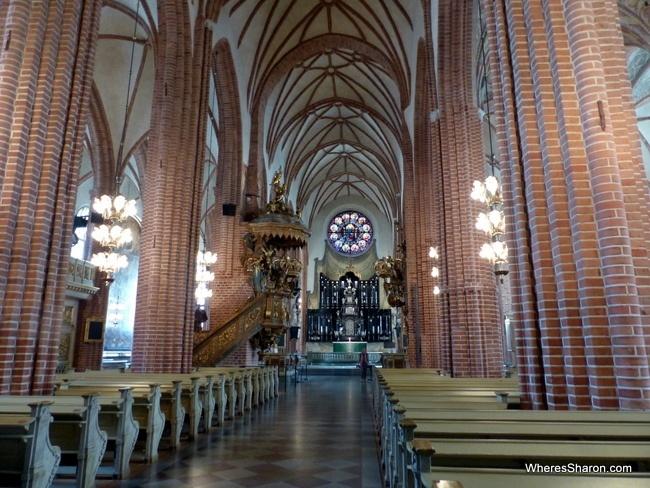 Storkyrkan Cathedral Stockholm