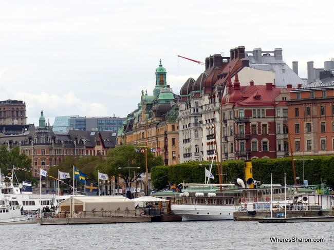 stockholm in sweden travel blog