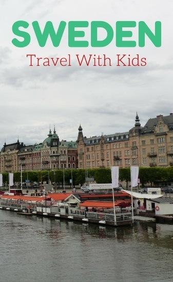 SWEDEN travel blog