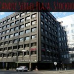 The Family Friendly Scandic Sergel Plaza in Stockholm