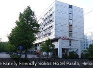 Our Fun Stay at the Sokos Hotel Pasila