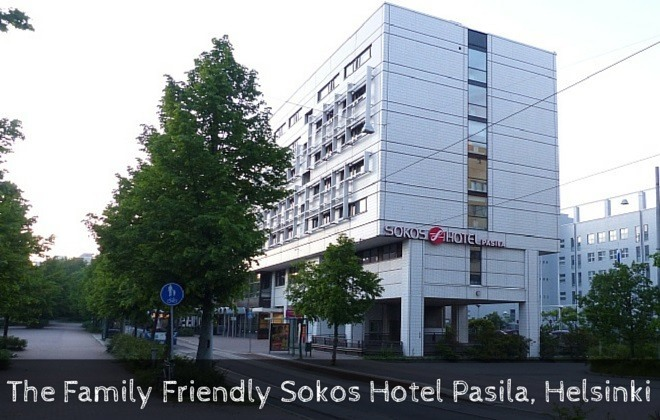 The Family Friendly Sokos Hotel Pasila,