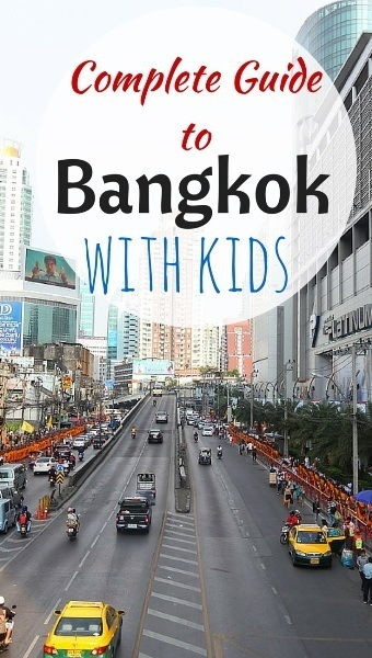 Things to do in bangkok with kids guide