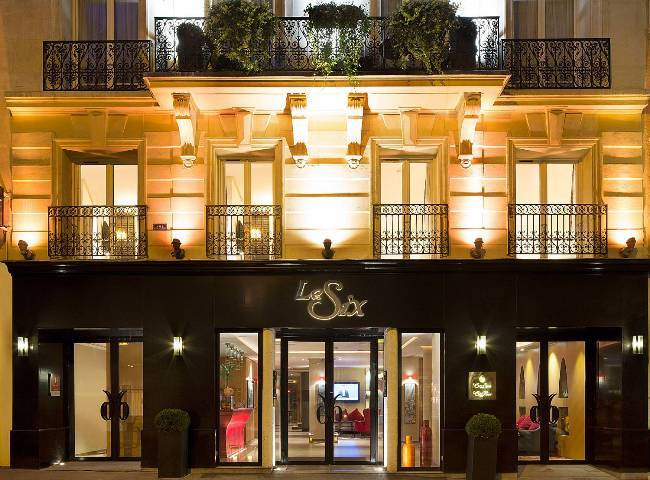 Paris le six hotel