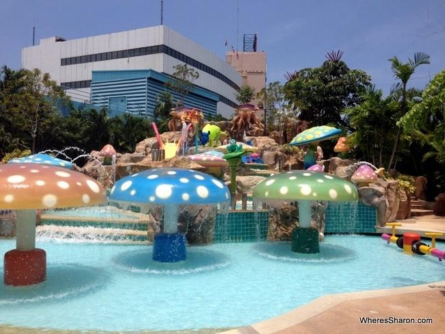 fantasia water lagoon