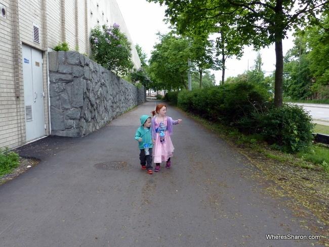helsinki with kids