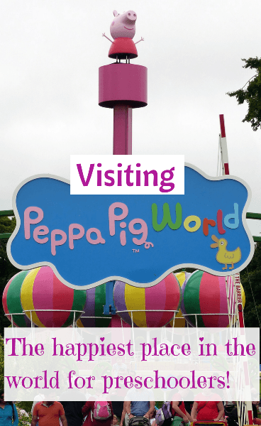Peppa Pig World Review s