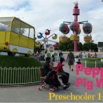 Kid Heaven at Paultons Park's Peppa Pig World!
