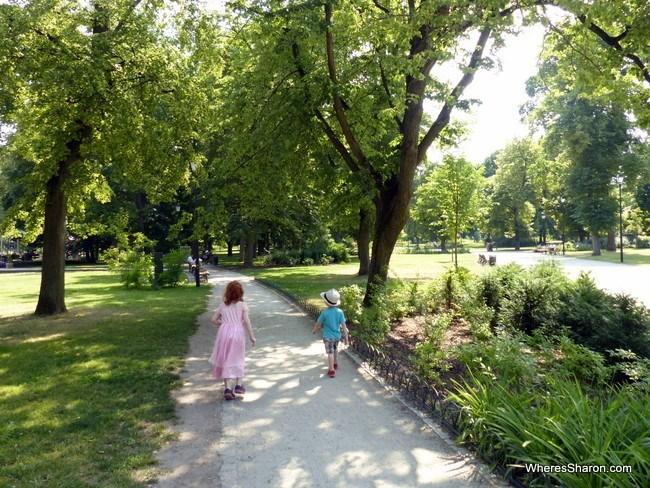 berardine park
