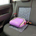 Travel Essentials: Our BubbleBum Booster Seat Review