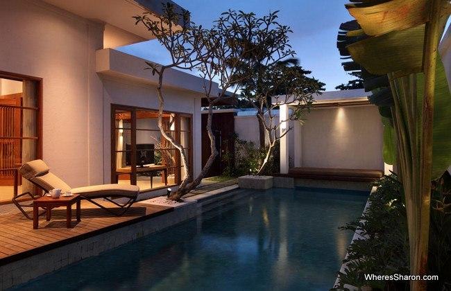 samaya seminyak pool villa