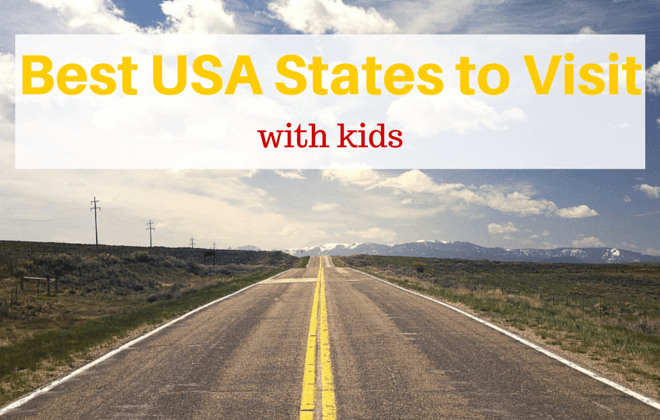 The Ultimate List Of The Best Usa States To Visit With