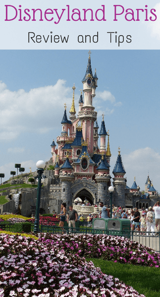 Disneyland Paris review and tips