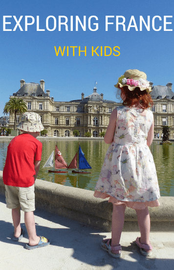France travel blog for kids