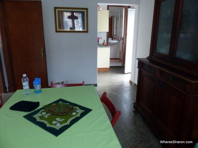 apartment in Cinque Terre