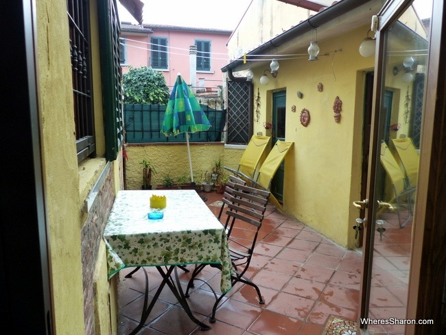 airbnb in Tuscany