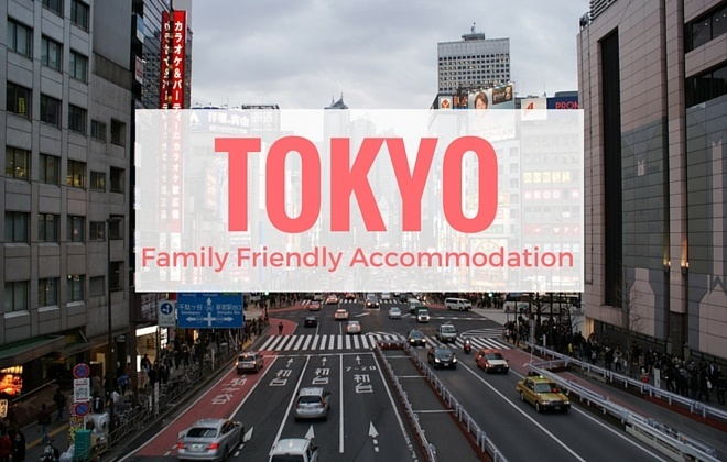 tokyo family accommodation