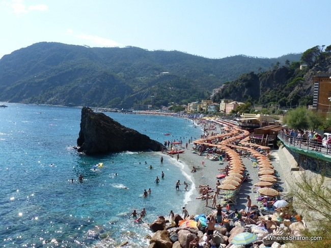Monterosso Cinque Terre things to do