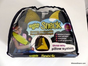 sneck travel pillow reviews