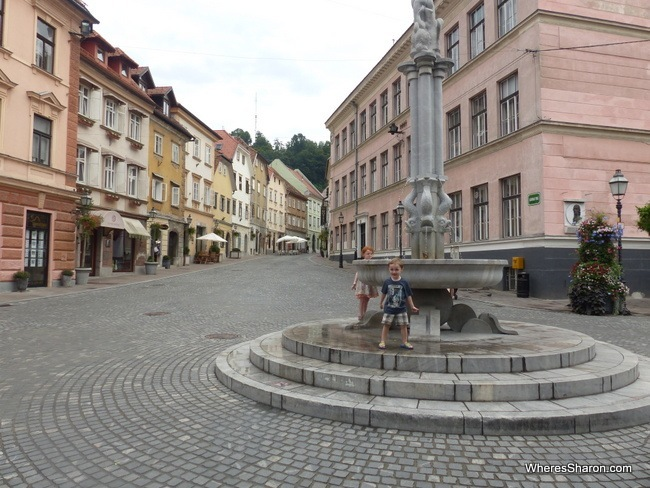things to do in Ljubljana with kids