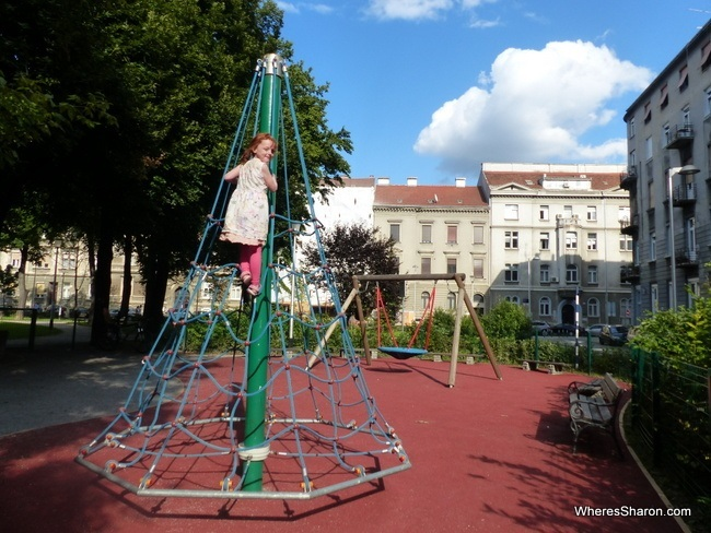 things to do in Zagreb with kids