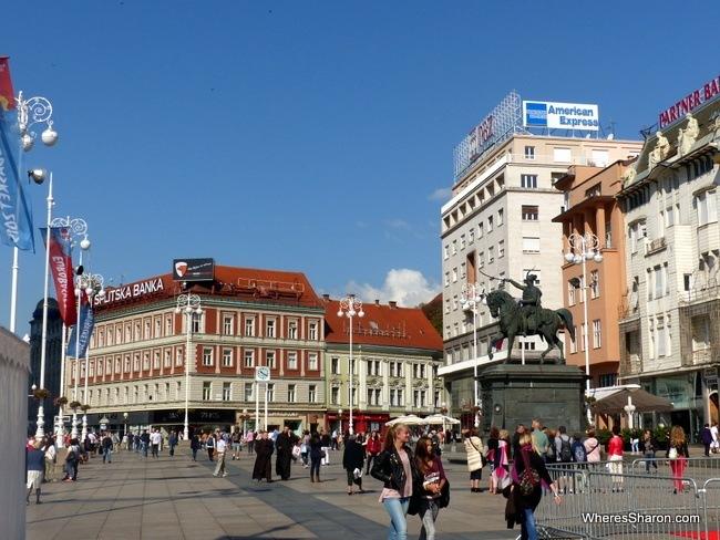 Trg Josipa Jelacica