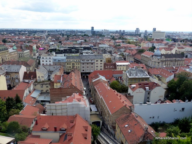 places to visit in Zagreb