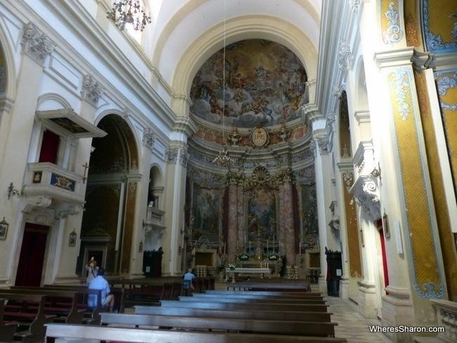 St Ignatius of Loyola Dubrovnik
