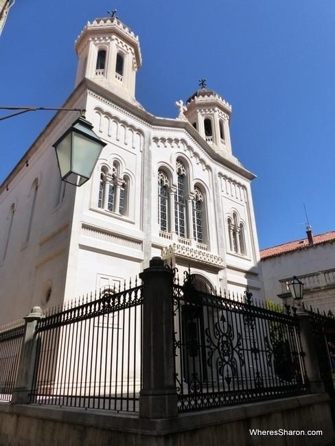 Serbian Orthodox Church and Museum Dubrovnik