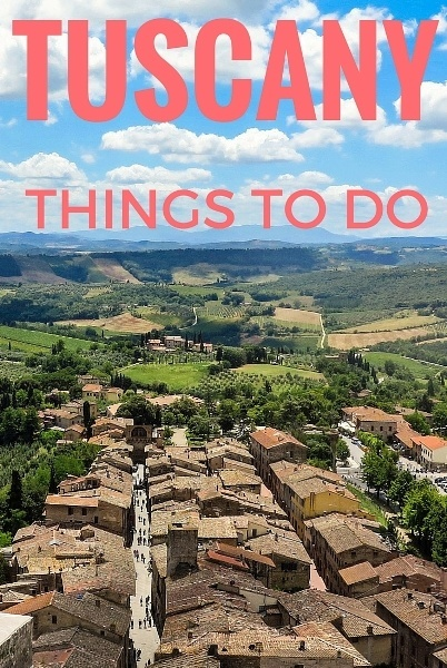 Italian Florence: Awesome Places To Visit In Tuscany