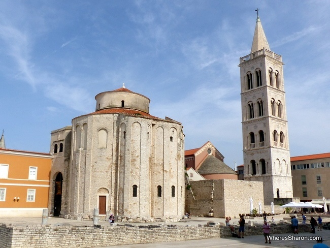 climbing the bell tower top things to do in zadar