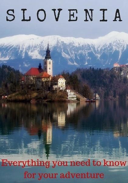 slovenia travel blog and slovenia travel guide