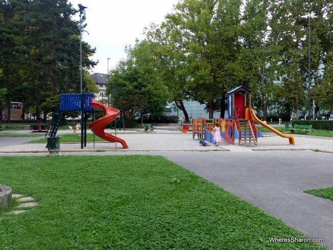 Tivoli Park playground