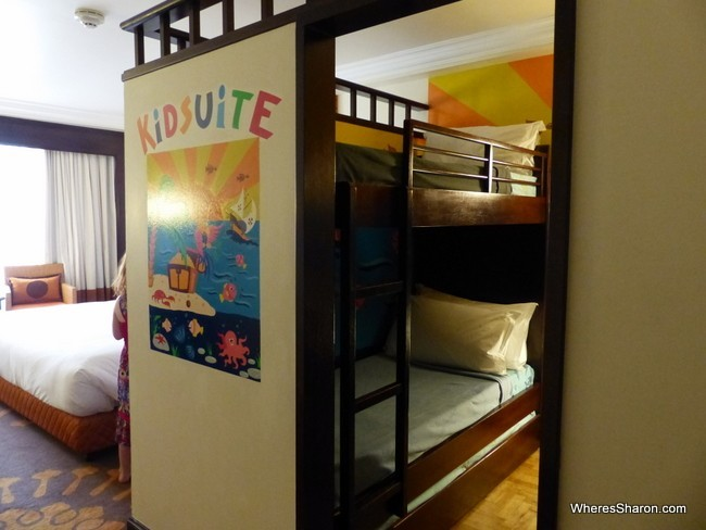 "The ""Kid Suite"" at the Holiday Inn Resort Penang"