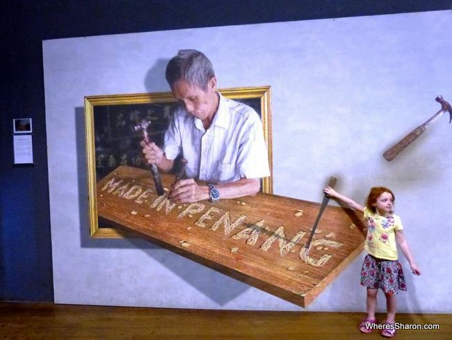 things to do in penang with kids made in penang interactive museum