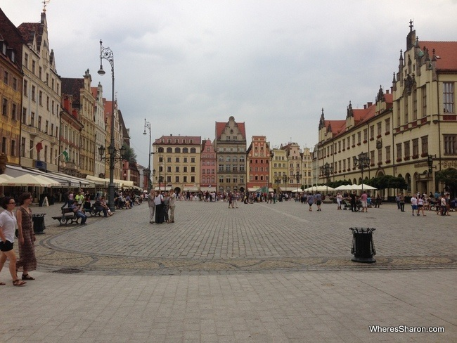 wroclaw what to see