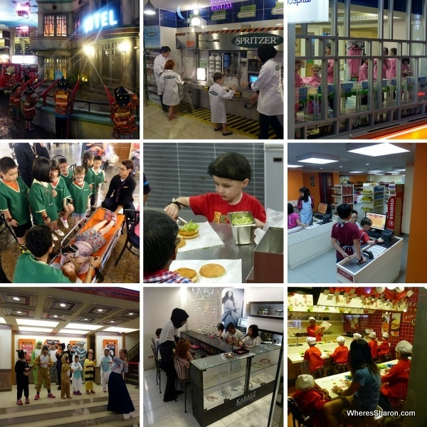 The brilliant KidZania Kuala Lumpur